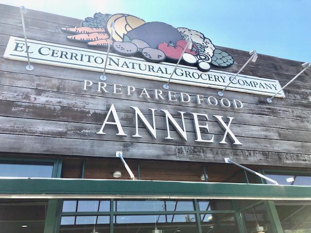 El Cerrito Natural Foods store front